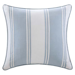 Harbor House Crystal Beach Square Decorative Pillow
