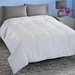 Spring Air® Luxury Loft Medium-Warmth Down-Alternative Comforter