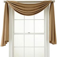 Royal Velvet® Ally Window Scarf Valance