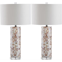 Patrick Table Lamp- Set of 2