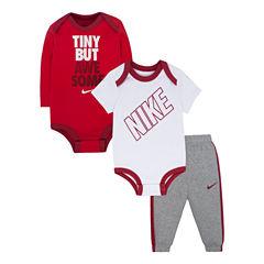 Nike 3-pc. Bodysuit Set-Baby Boys