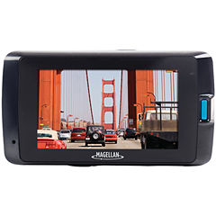 Magellan MV0480SGXXX MiVue 480D Dash Cam with GPS& Time Stamps