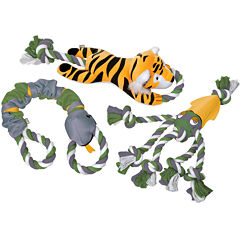 Animal Planet™ 3-Pack Tough Braided Dog Toys