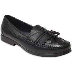 Deer Stags® Herman Mens Fringed Loafers