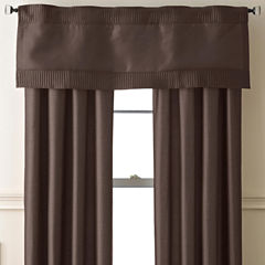 Royal Velvet® Encore Back-Tab Pleated Valance