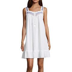 Adonna Sleeveless Pattern Nightgown