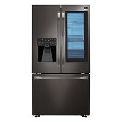 LG Studio 23.5 cu. ft. Counter Depth InstaView™ Door-in-Door® Refrigerator