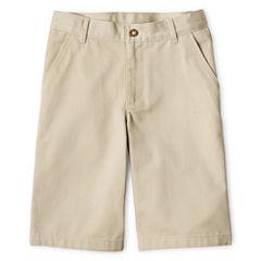 IZOD® Flat-Front Shorts - Preschool Boys 4-7