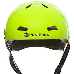PUNISHER® Skateboards Skateboard/BMX Helmet