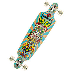 PUNISHER® Skateboards Day of the Dead 40