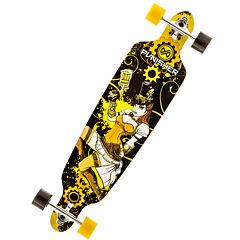 PUNISHER® Skateboards Steampunk 40