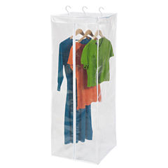 Honey-Can-Do® PEVA Hanging Storage Closet