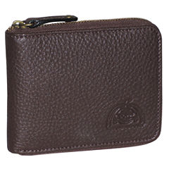 Dopp Soho RFID Zip Around Wallet