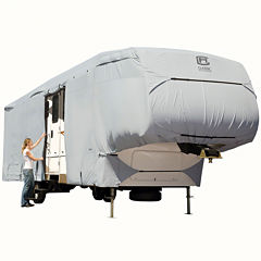 Classic Accessories 80-186-181001-00 PermaPro Extra Tall 5th Wheel & Toy Hauler Cover, XT Model 6
