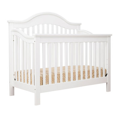 DaVinci Jayden 4 In 1 Convertible Crib   White