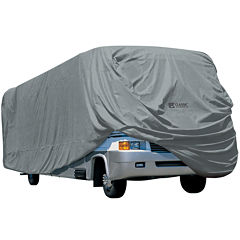 Classic Accessories 80-164-191001-00 PolyPro I Class A RV Cover, Model 6