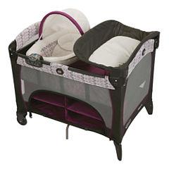Graco® Pack 'n Play® Playard w/ Newborn Napper® Station DLX - Nyssa