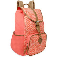 A.D. Sutton Drawstring Backpack