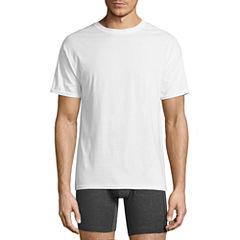 Hanes® 4-pk. ComfortBlend® Crewneck T-Shirts + Bonus Tee