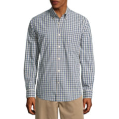 Button-front Shirts Shirts for Men - JCPenney
