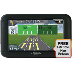 Magellan RM5322SGLUC RoadMate 5322-LM 5IN GPS Device with Free Lifetime Map Updates