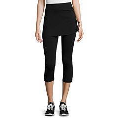 Xersion™ Studio Skirted Capris