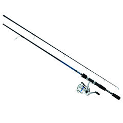 Daiwa Unified Marine Spinning Combo Rod and Reel