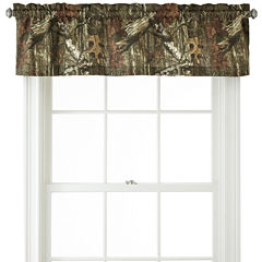 Mossy Oak® Break Up Infinity Rod-Pocket Camo Valance