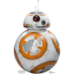 Star Wars 7 The Force Awakens BB-8 Standup - 3' Tall