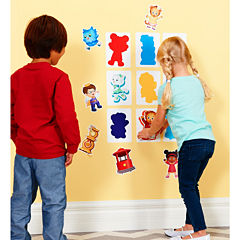 Daniel Tiger's Neighborhood - Silhouette MatchingGame