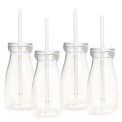 Plastic Milk Jar