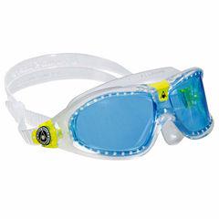 Us Driver Sealkid2 Trans Goggles Bl Lens Swim Goggles