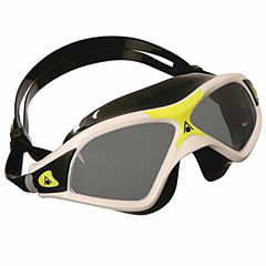 Us Driver Seal Xp 2 Mask Clear Lens Whit Swim Goggles