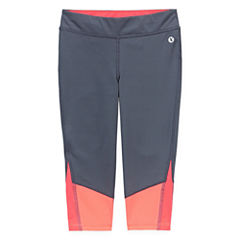 Xersion Knit Capri Leggings - Preschool Girls