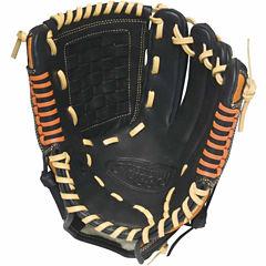 Wilson Omaha S5 Orange 12in Left Hand Baseball Glove