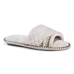 Muk Luks Sally Slip-On Slippers