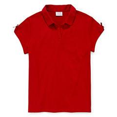 IZOD® Short-Sleeve Polo - Girls 7-16 and Plus