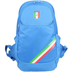 Federazione Italiana Giuoco Calcio Striped Backpack