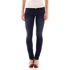 Arizona Super-Skinny Jeans-Juniors