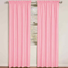 Eclipse® Kids Wave Rod-Pocket Thermal Blackout Curtain Panel