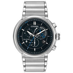 Citizen® Eco-Drive Mens Stainless Steel Proximity Watch Bz1000-54E