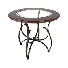 Jericho Glass Table