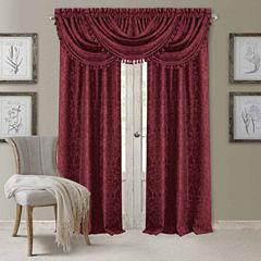 Elrene Antonia Blackout Back-Tab Curtain Panel