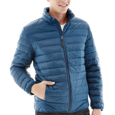 Xersion Packable Down Midweight Jacket