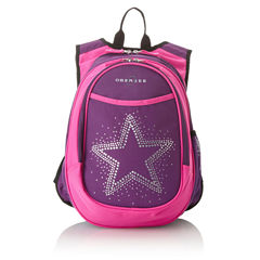 Obersee® Bling Star Kids All-In-One Backpack with Integrated Cooler
