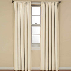 Eclipse® Kendall Rod-Pocket Thermal Blackout Curtain Panel
