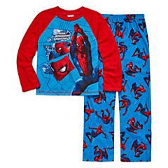 Spiderman 2Pc sleep- Boys Big Kid
