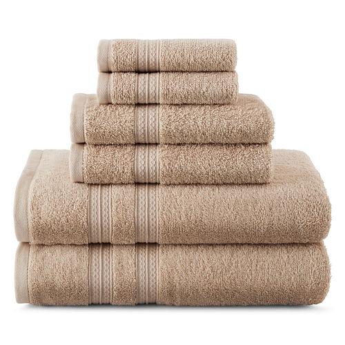 Home Expressions Solid Bath Towel Set