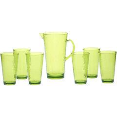 Certified International 7-pc. Acrylic Drinkware Set