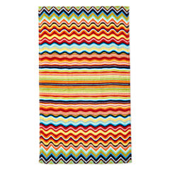 Fiesta® Zig Zag Kitchen Towel